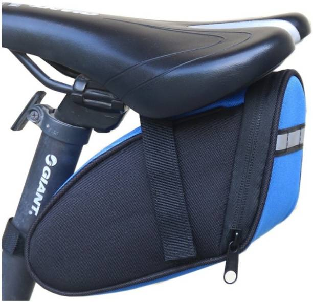 FASTPED Rainproof Bicycle Bag Bike Saddle Bag For Accessories Cotton  Bicycle Carrier
