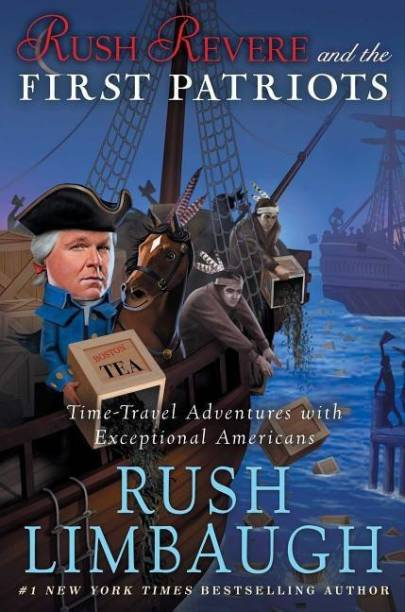 Rush Revere and the First Patriots