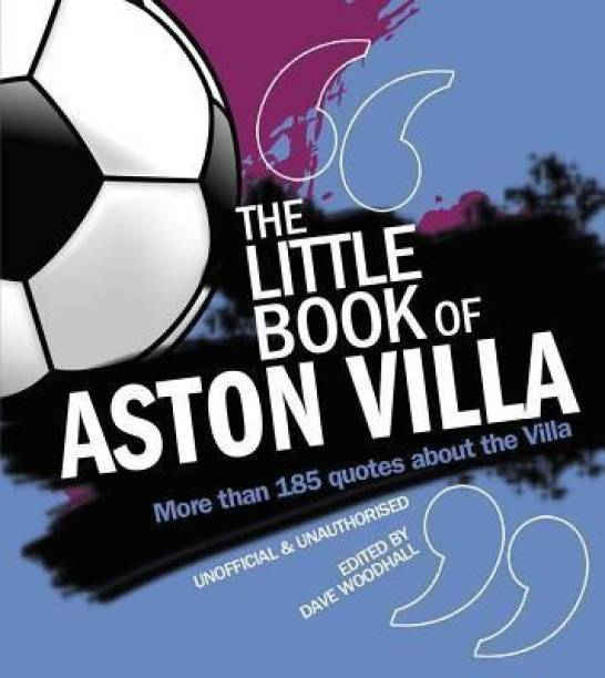 The Little Book of Aston Villa