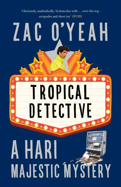 Tropical Detective - A Hari Majestic Mystery