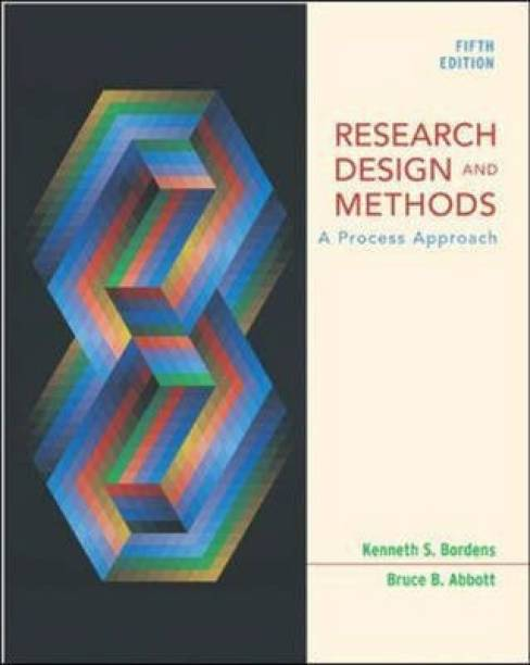 Research Design and Methods - A Process Approach (with PowerWeb)
