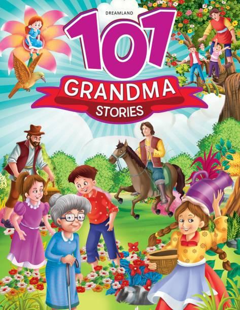 101 Grandma Stories (Paperback)