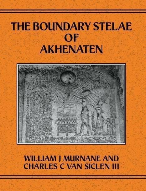 Boundary Stelae Of Akhentaten