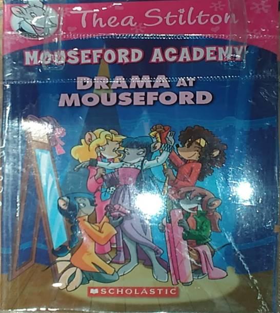 Thea Stilton Mouseford Academy Set of 6 Books