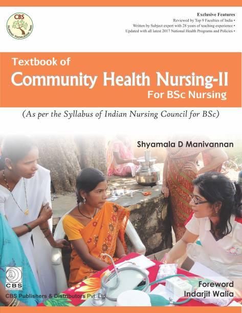 Textbook of Community Health Nursing II