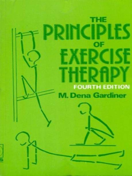 The Principles of Exercise Therapy