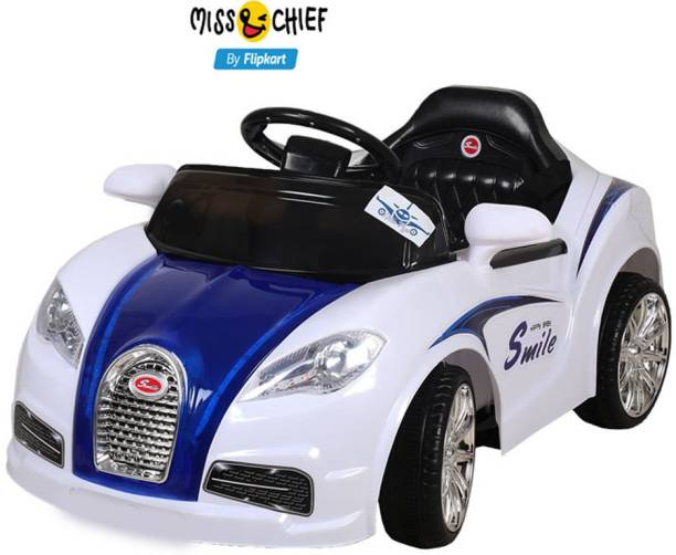 Miss & Chief Car Battery Operated Ride On
