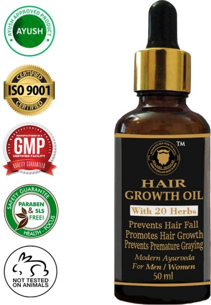 Daarimooch Hair Growth Oil Hair Oil