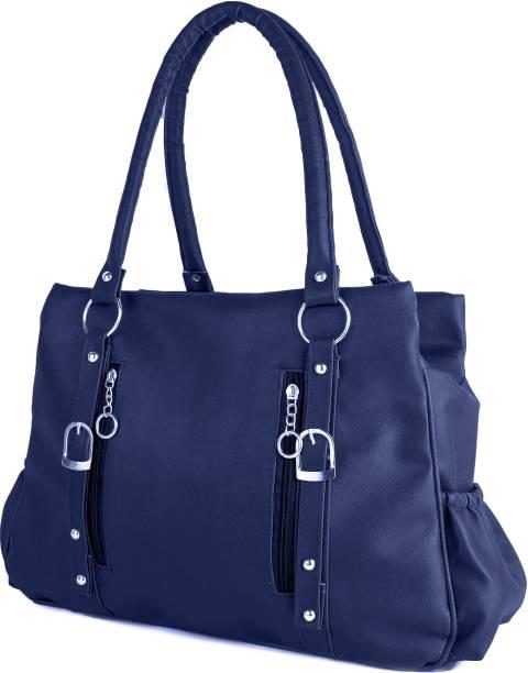 SANDYS COLLECTION Women Blue Shoulder Bag