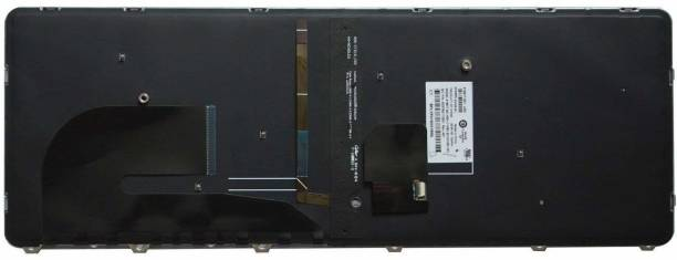 TravisLappy Laptop Keyboard For HP EliteBook 745 G3 840 G3 US Black with Frame Backlight Internal Laptop Keyboard