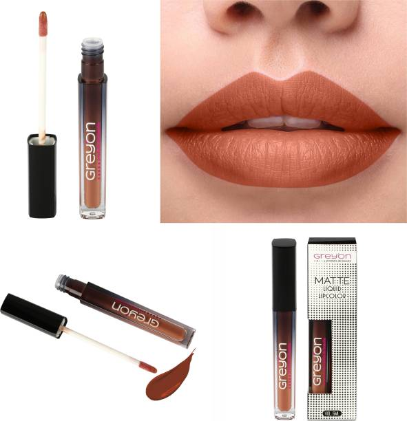 Greyon Premium Matte Liquid Lipstick 7