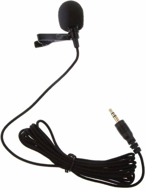 Zabolo Collar - Mic Clip on Microphone 3.5mm for Lectures, Teaching, and making Videos Mic