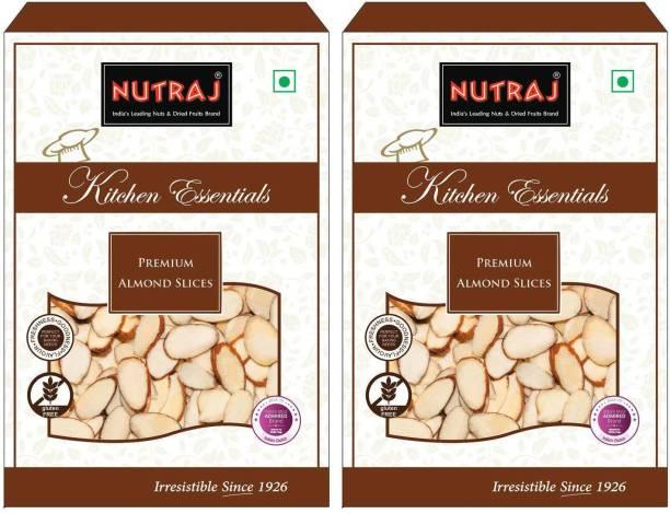 Nutraj Kitchen Essential Premium Slices Almonds