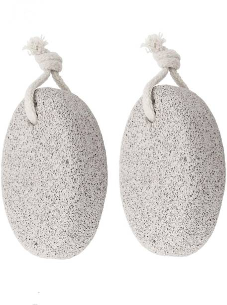 The Shine Store Pumice Stone Foot Feet Body Cleaning for Man and Women Combo Set of 2