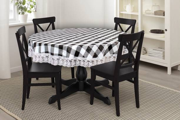 STYLISTA Printed 4 Seater Table Cover