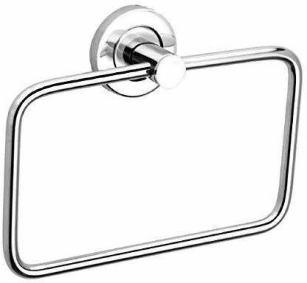 FINGERTIP 1 Chrome Finish Towel Holder SILVER Towel Holder