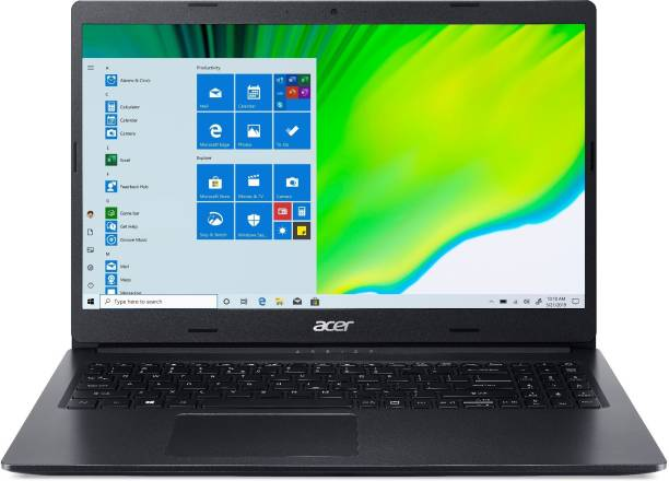 acer Aspire 3 Core i5 10th Gen - (8 GB/1 TB HDD/Windows 10 Home/2 GB Graphics) A315-57G Laptop