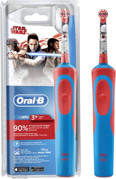 Oral-B Star Wars Rechargeable Kids Electric Toothbrush