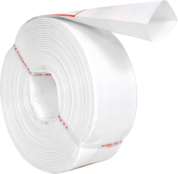 VK Sarvottam Champion 3 inch, 60 Meter HDPE Laminated Woven Lay Flat Tube Lapeta Hose Pipe