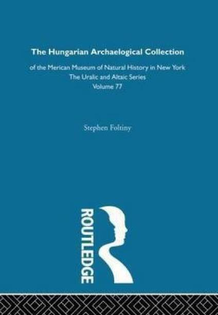 The Hungarian Archeological Collection of the American Museum of Natural History in New York