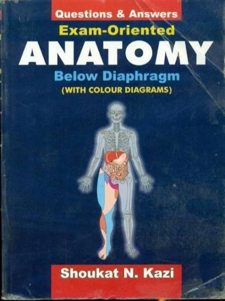 Exam Oriented Anatomy Below Diaphragm