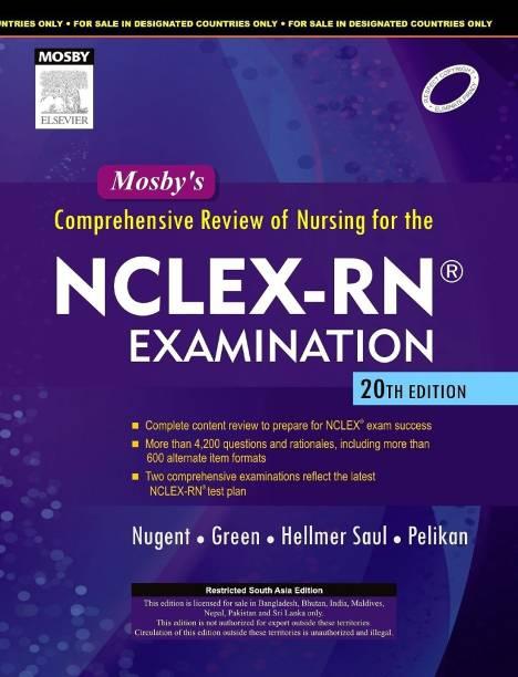 Mosby's Comprehensive Review of Nursing for the NCLEX-RN® Examination, 20e