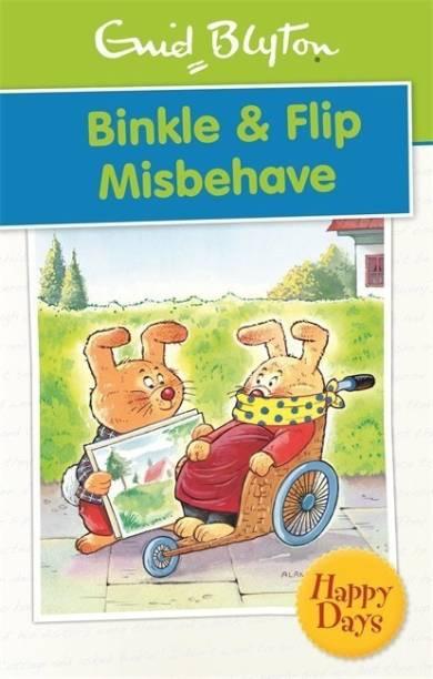 Binkle & Flip Misbehave