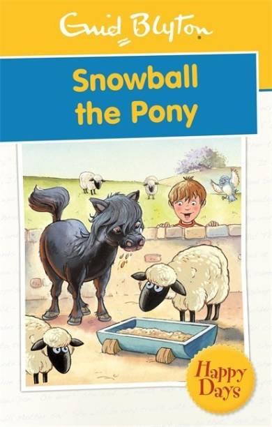 Snowball the Pony
