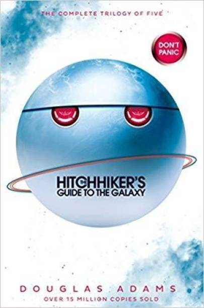 The Ultimate Hitchhiker's Guide to the Galaxy - A Trilogy of Five