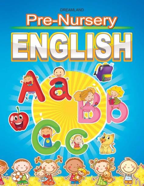 Pre-Nursery English - Worksheets