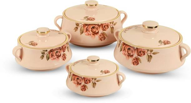 Muchmore Insulated Casserole Pack of 4 Thermoware Casserole Set
