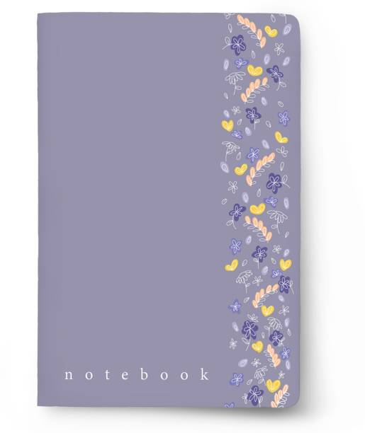 Factor Notes All-Purpose Notebook: 100 GSM Natural Shade Paper A5 Notebook Dot Grip 144 Pages
