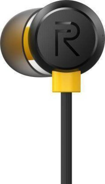Real ME WIRED EARPHONE IN THE EAR Wired Headset