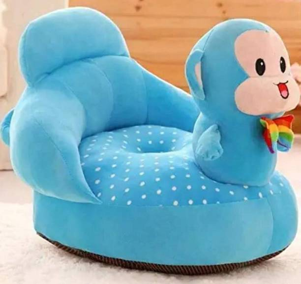 LOVE2SHOP Premium Quality baby sofa seat , Kid's Seat, cute & soft Easy to carry sofa seat for lovely kids  - 55 cm