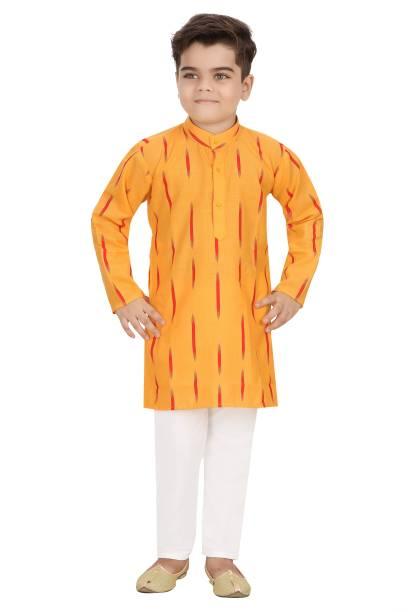 Labdhi Creation Boys Festive & Party, Wedding, Casual, Formal Kurta and Pyjama Set