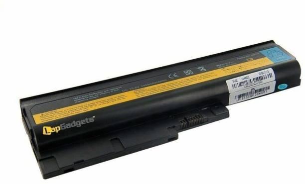 TravisLappy Laptop Battery For T60 R60 R500 W500 T500 SL300 SL400 SL500 6 Cell Battery 6 Cell Laptop Battery