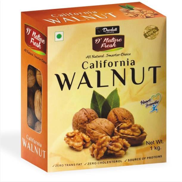 D NATURE FRESH Premium California Inshell Walnuts