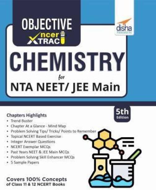 Disha Objective Chemistry Nta /jee Main