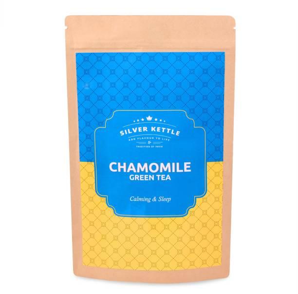 Silver Kettle Chamomile Green Tea Chamomile Green Tea Pouch