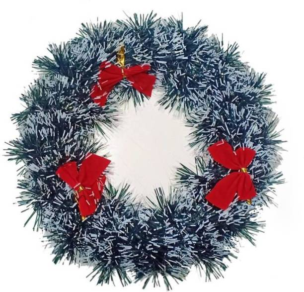 Mancloem Christmas Wreath