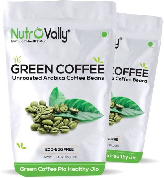 NutroVally green coffee beans for weight loss A Unroasted Instant Coffee