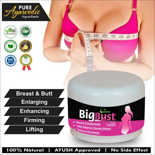 Fasczo Big Bust Ayurveda Cream For Helps To Growing Breast Size