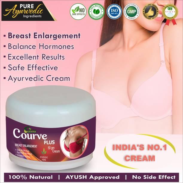 Fasczo Curve Plus Ayurvedic Cream For Women's Health Care 100% Natural