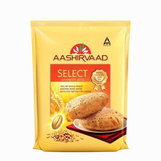 AASHIRVAAD Select Sharbati Whole Wheat Atta