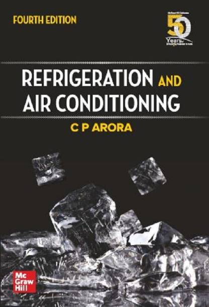 Refrigeration and Air Conditioning - Fourth Edition