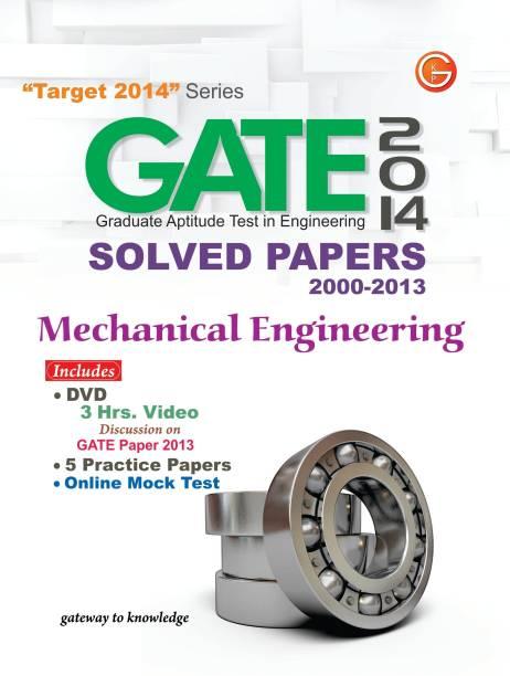 GATE Mechanical Engineering 2014
