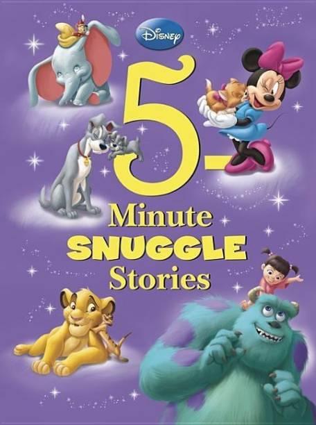Disney 5-Minute Snuggle Stories