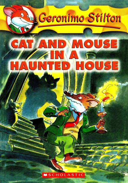 CAT&MOUSE IN HAUNTED HOUSE #3