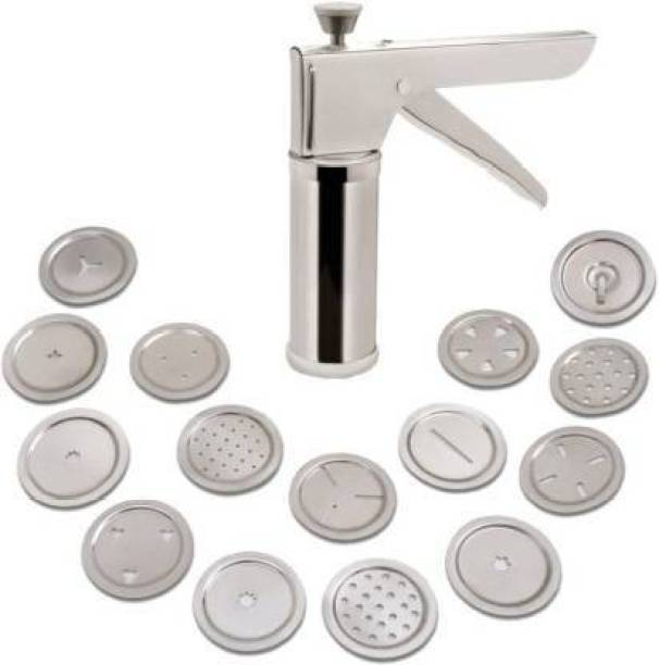 SARTHI Set of 15 Pattern Discs Kitchen Press