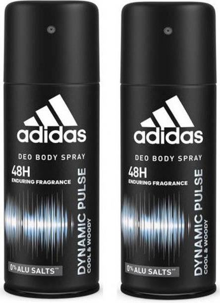ADIDAS dynamic 2deo Deodorant Spray  -  For Men